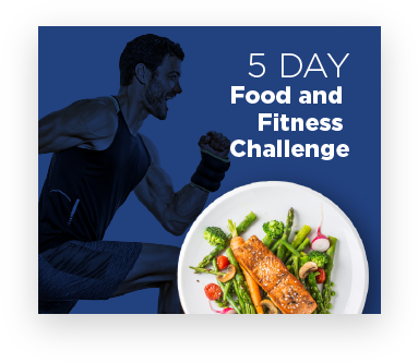 5 Day Food & Fitness Challenge