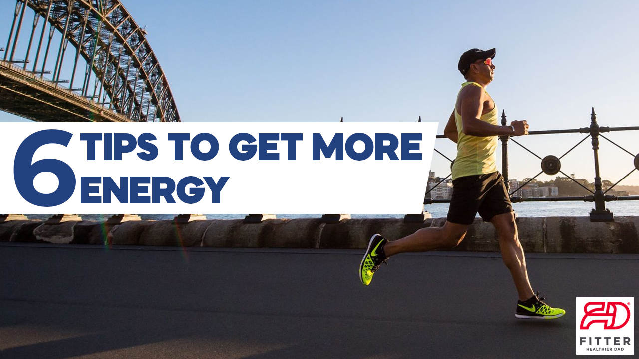 get more energy