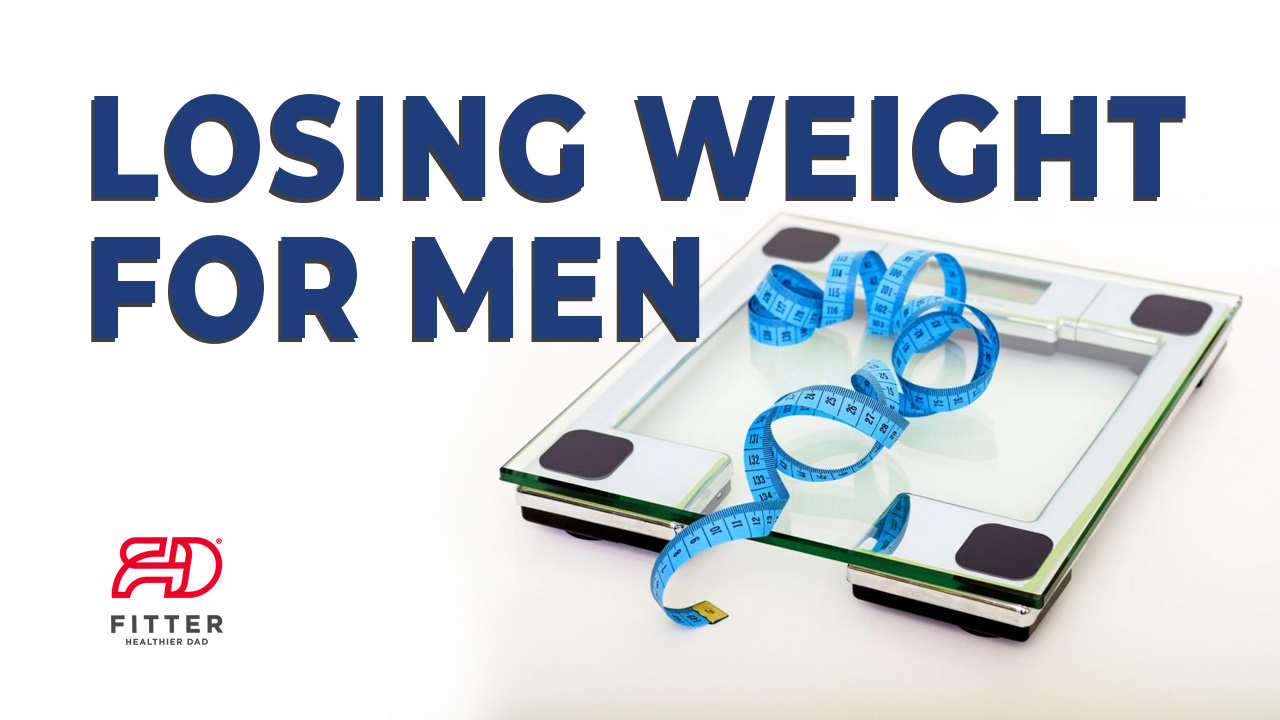 losing weight for men