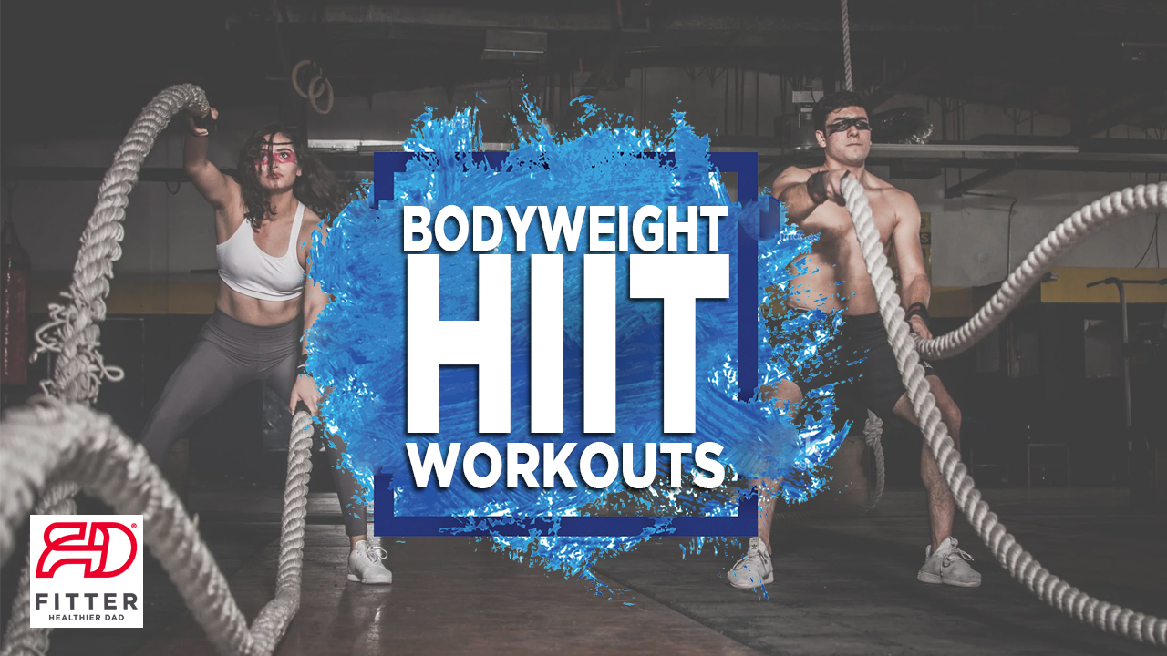 bodyweight hiit workouts